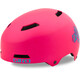 Giro Dime FS Helmet Youth Matte Bright Pink Blossom